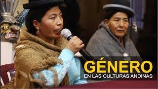 Género en las Culturas Andinas