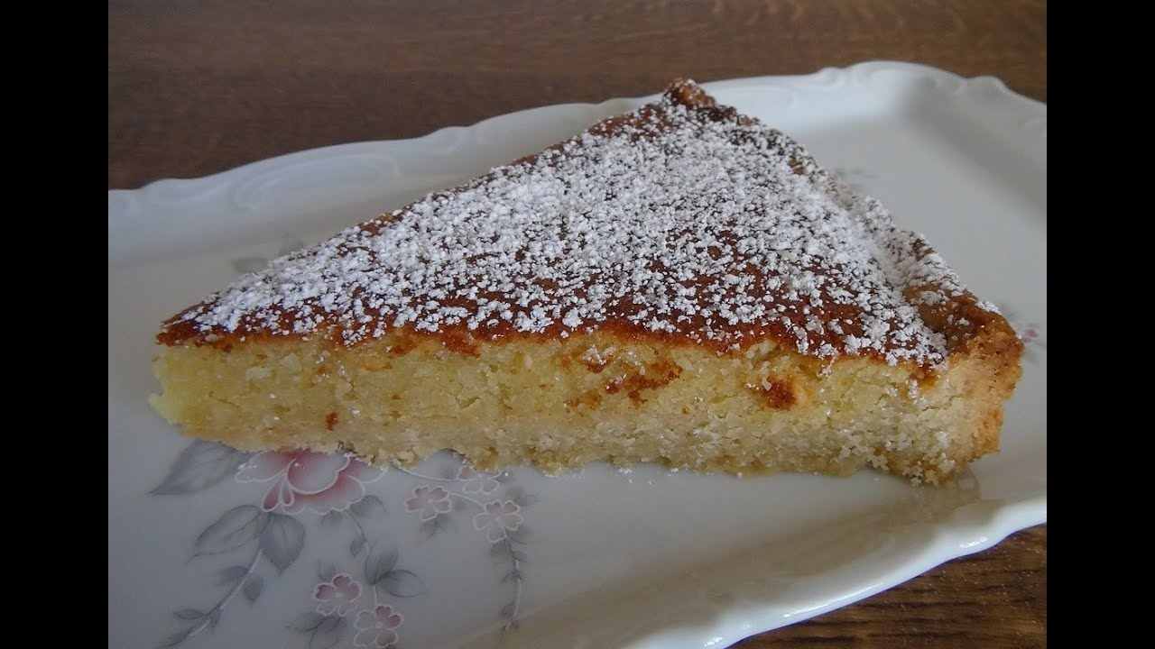 Marzipantorte marzipan kuchen youtube for Youtube kuchen