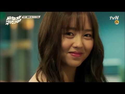 Let's Fight Ghost (싸우자 귀신아) OST - 2PM Taecyeon & Kim So Hyun (Bong Pal & Hyun Ji) Dream FMV
