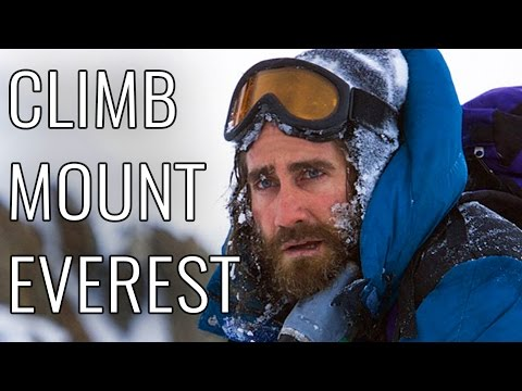 How To Climb Mount Everest - EPIC HOW TO