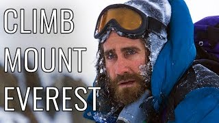 Repeat youtube video How To Climb Mount Everest - EPIC HOW TO