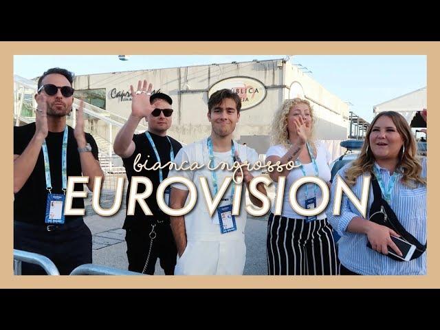 HÄNG MED FAMILJEN TILL EUROVISION