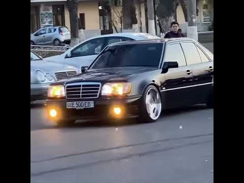 W124 E500 Волчок на заводском