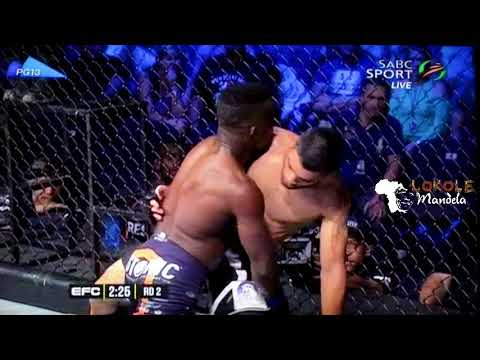 Demarte Pena vs Irshaad Sayed EFC 66