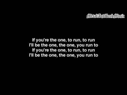 Three Days Grace - The Real You | Lyrics on screen | HD