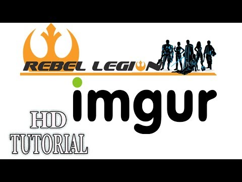Imgur - Tutorial - Add pictures to Rebel legion And phpBB Forum - chefhawk HD