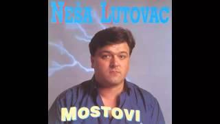 Neso Lutovac - Voleo sam - (Audio 1995) HD