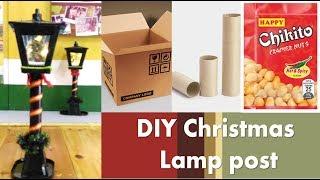 Diy Christmas Lamp Post