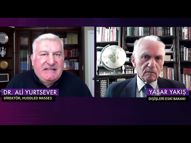 Susturulmuş Türkiye; Dışişleri Eski Bakanı, Yaşar Yakış ile Türk dış politikasını konuştuk.