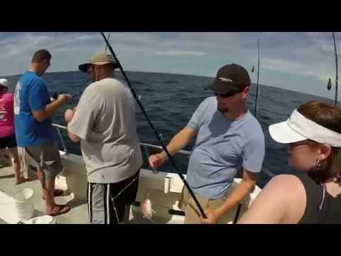 Fishing  September 2014 On The Mayport Princess
