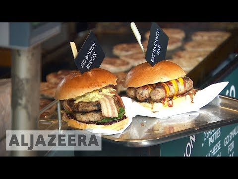 Study finds link between processed food and cancer