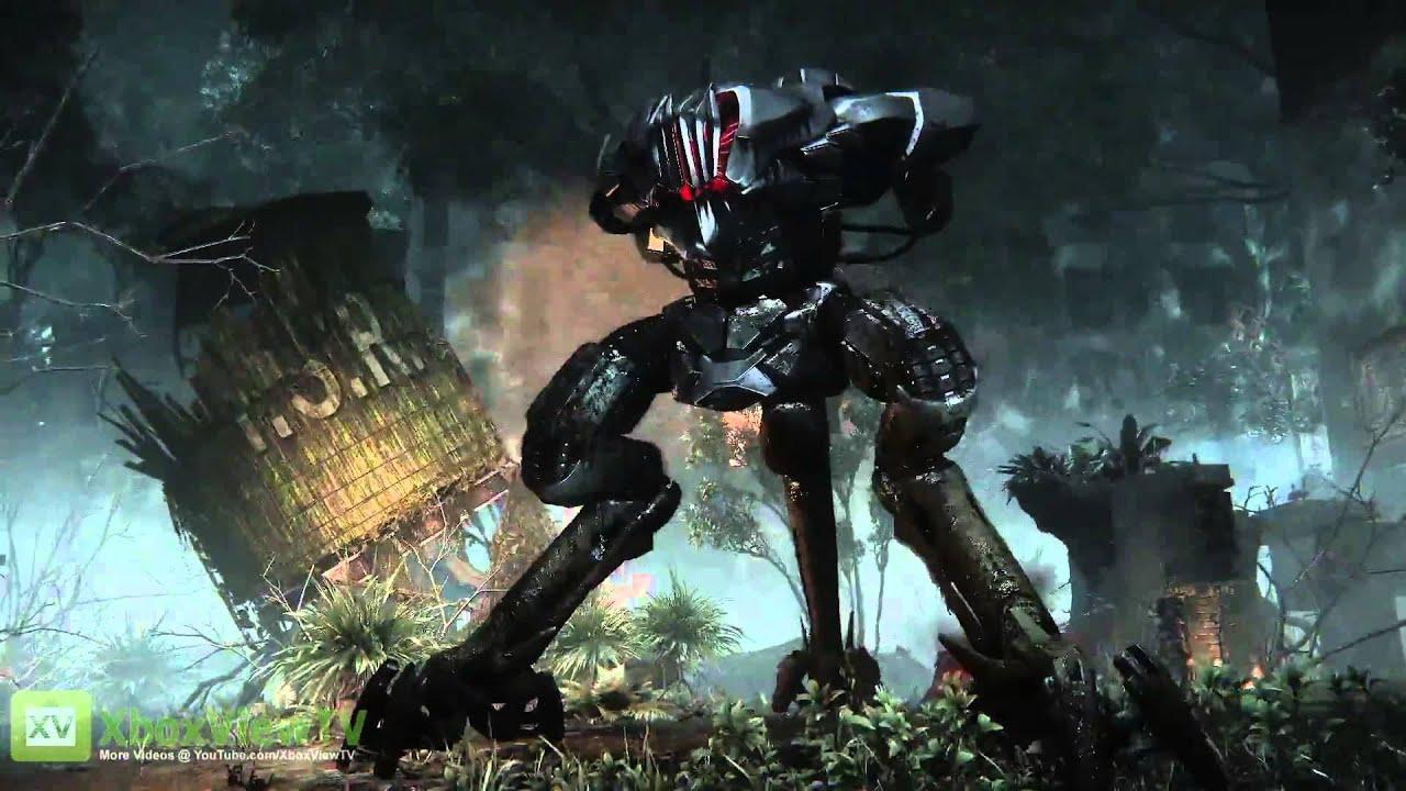 Crysis 3 The Nanosuit Gameplay Trailer 2013 En Full Hd Youtube