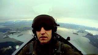 F18 Fighter Jet GoPro Edit