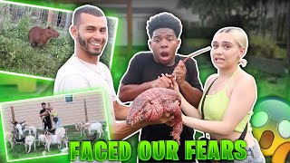 YOU WONT BELIEVE WHAT WE HAD TO DO!