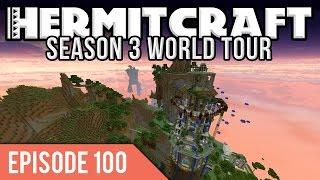 Hermitcraft III 100 | Base Tour - Part 1 | A Minecraft Let