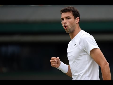 HSBC Play Of The Day - Grigor Dimitrov