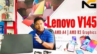Lenovo V145 Laptop Unboxing And Review | V145-15AST | 81MT001BIH | 4K | 2019