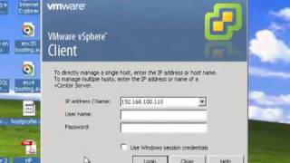 VMware Training - Physical to Virtual (P2V) Migrations with the VMware vCenter Converter