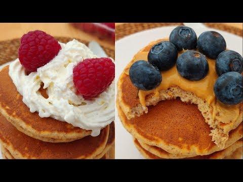Ketogeniczne Placki Z Maki Migdalowej Keto Pancakes Youtube