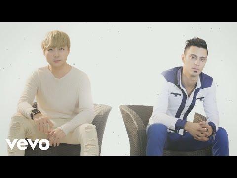 Zigma (Hosein Samadi x Kim Dong Gyun) - Kamu (Lyric Video)