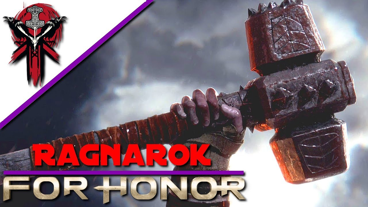 Download For Honor - Ragnarok is Coming - Jormungandr Gameplay