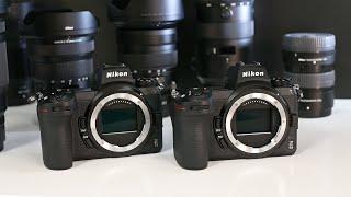 Nikon Z6 II und Z7 II im Hands-On | CHIP
