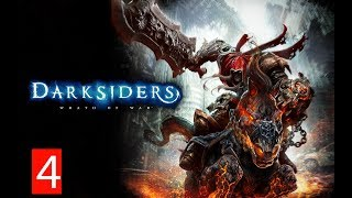 Darksiders Gameplay - Part 4 || Full Walkthrough || No Commentary || Settings 1080p || PC/XBOX/PS4