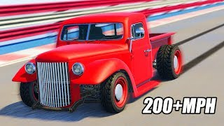 GTA 5 ONLINE CAR SUPER SPEED GLITCH! (How To Go Over 200+ MPH)