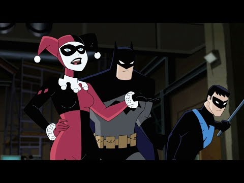 Batman and Harley Quinn Review Lost Episode Batman The Animated Series