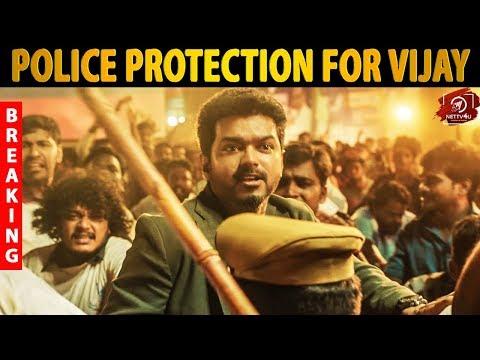 Police reaches out to Vijay? Vijay | Sarkar