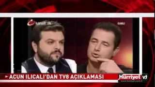 ACUN ILICALI'DAN TV8 AÇIKLAMASI !!