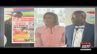 Revue de presse wolof par Ahmet Aidara du 29 juillet 2019 Sen TV