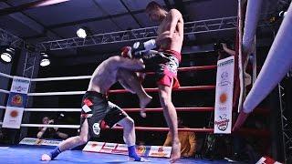 Проф бои по кикбоксингу К-1 (Родзай К. vs Фролов С.) 07.09.2014