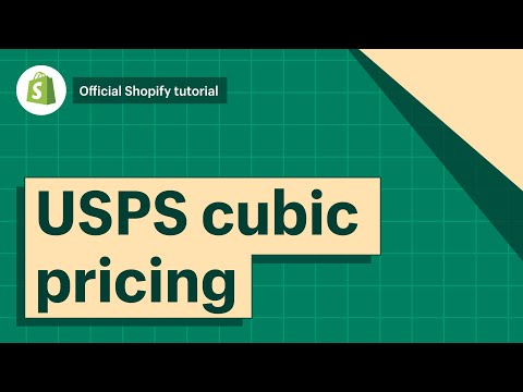 Shipping: USPS Cubic Pricing || Shopify Help Center