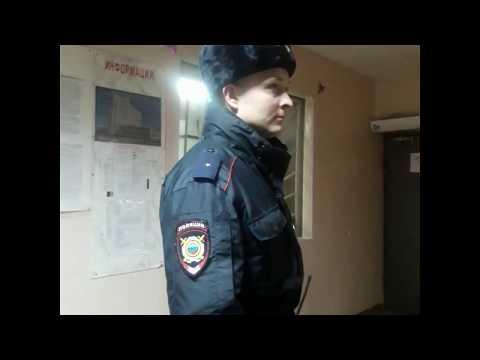 Реклама ВТБ банка. Отдел полиции №1 города Пензы