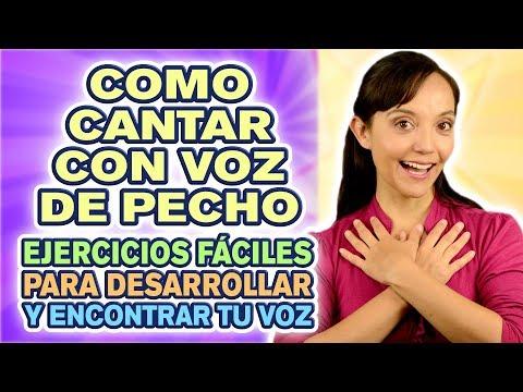 COMO CANTAR CON VOZ DE PECHO | CECI SUAREZ Clases de Canto