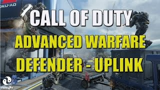 Call Of Duty Advanced Warfare | Defender | Uplink | Modo, Mapa, Armas 1080HD