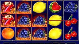 Red Hot 20 kostenlos spielen - Novomatic / Apex