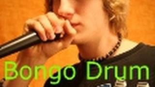 German BEATBOX Tutorial - Roxorloop Snare/Bongo Drum
