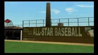 All Star Baseball 2005 Retro Stadiums