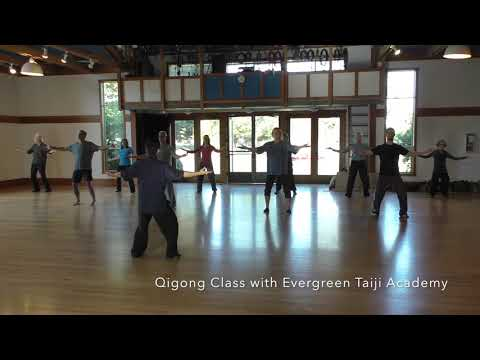 Taiji and Qigong classes with Sally Chang in Oakland and San