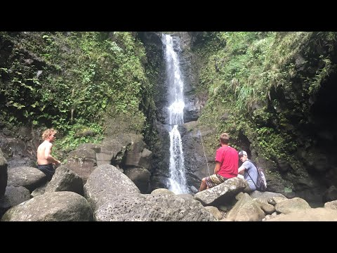 Chasing Hawaiian Waterfalls