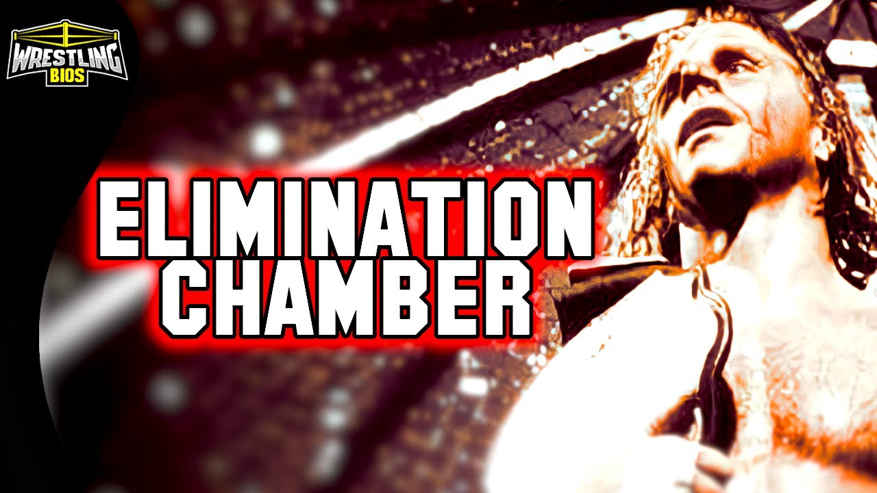 The First Ever WWE Elimination Chamber Match