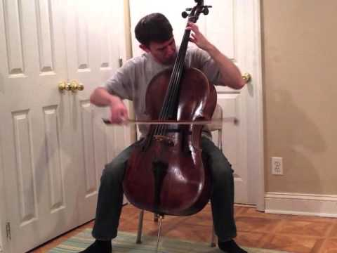 The Hills (The Weeknd) - solo cello