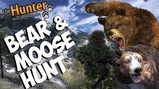 Big Brown Bear Hunt - theHunter 2014  PC Gameplay w/Leeroy