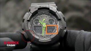Vídeo Manuseio / Ajustes - GA-100