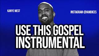 """Kanye West """"Use This Gospel"""" ft. Clipse Instrumental Prod. by Dices *FREE DL*"""