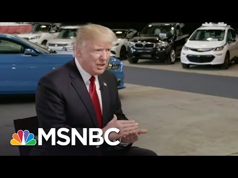 President Donald Trump: I Might Not Be President Without Twitter | The 11th Hour | MSNBC