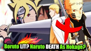 Boruto Shippuden is Actually Lit! Naruto Will Lose His 7th Hokage Status Explained