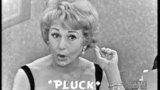 PASSWORD 1962-02-13 Arlene Francis & Shelley Berman